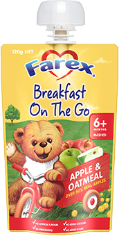 Farex Apple & Oatmeal