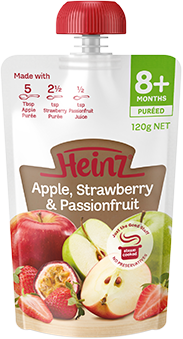 Heinz Apple, Strawberry & Passionfruit