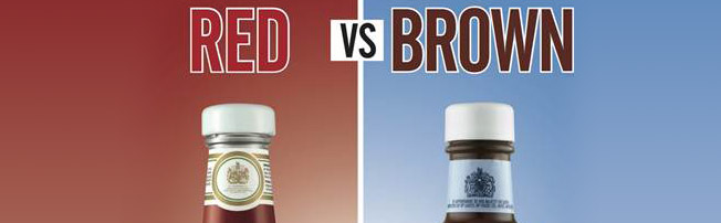 Red vs. Brown – Support your favourite