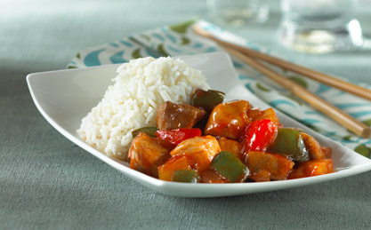 Easy Sweet and Sour Pork image