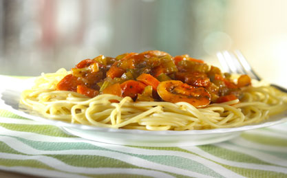 Vegetable Garden Pasta Sauce image