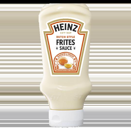 Frites Sauce