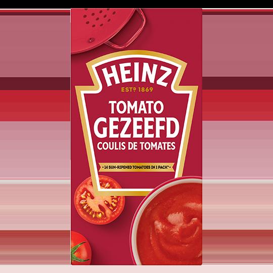 Tomato Gezeefd