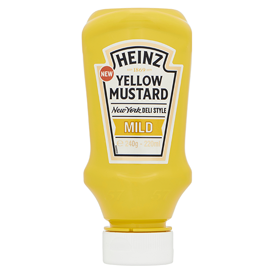 Yellow Mustard Mild