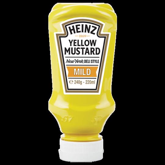 Horčica jemná