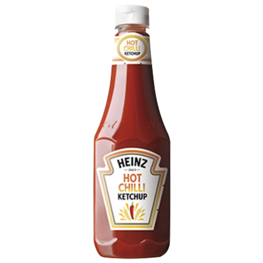 Tomato Ketchup Hot Chilli