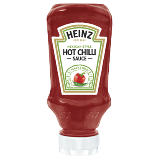 Hot Chili Sauce