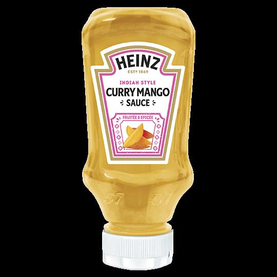 Sauce Curry Mango