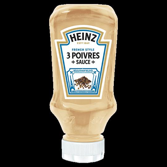 Sauce 3 Poivres