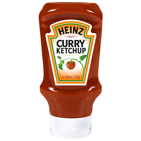 Tomato Ketchup Curry