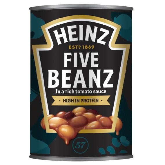 Five Beanz