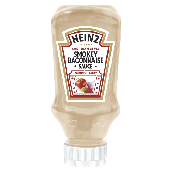 American Style Smokey Baconnaise Sauce