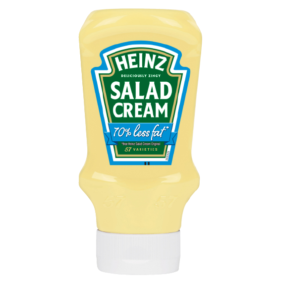 Salad Cream 70% Less Fat