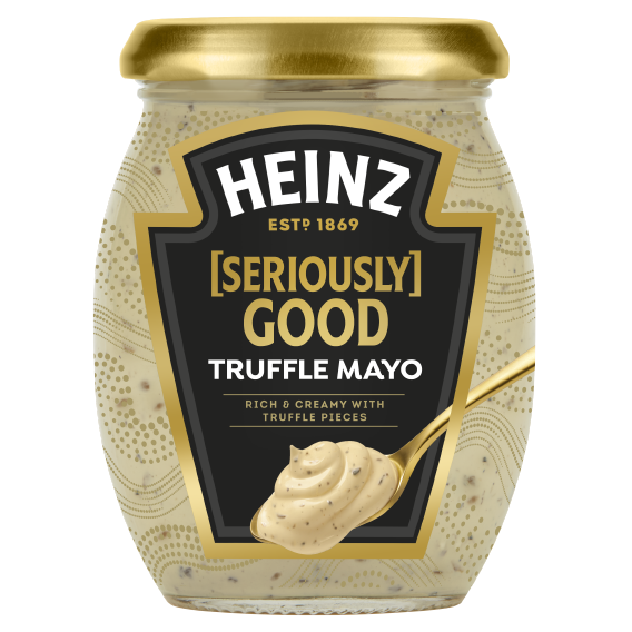 [Seriously] Good Truffle Mayonnaise
