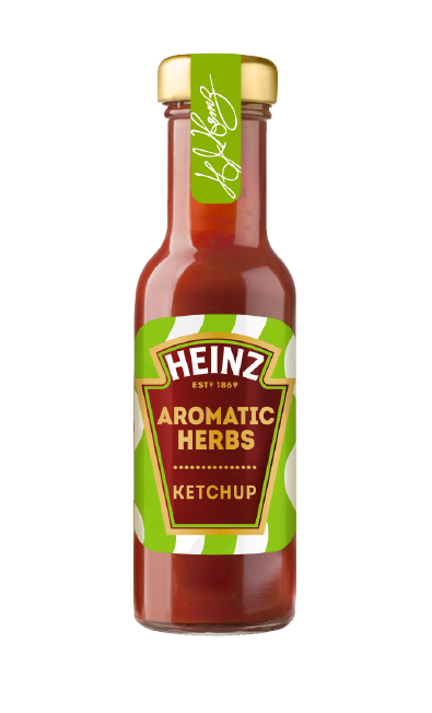 Aromatic Herbs Ketchup