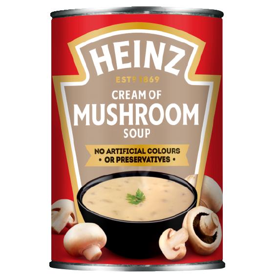 Cream of Mushroom