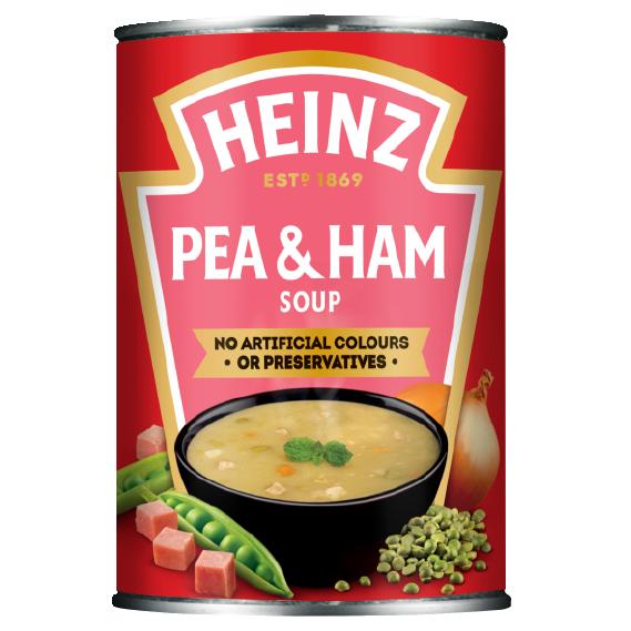 Pea & Ham