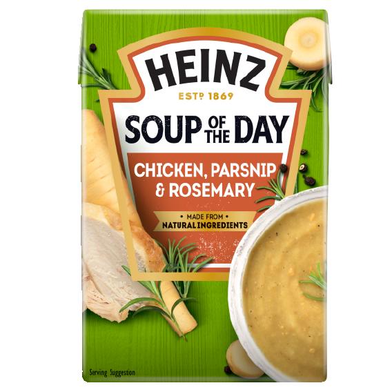 Chicken, Parsnip & Rosemary