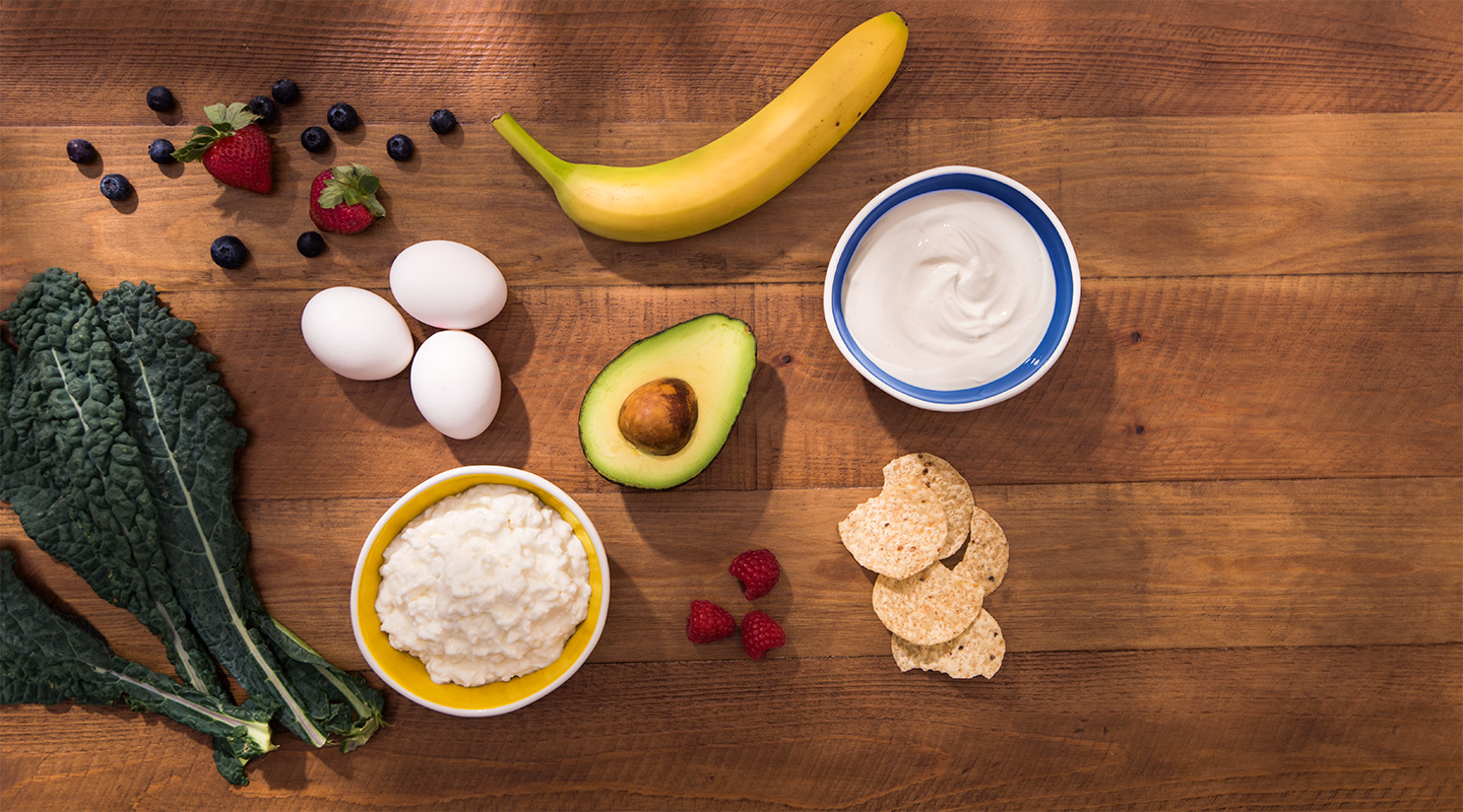 Sneak protein into your morning smoothie, get an even creamier guacamole or take cornbread to the next level—all with the delicious power of cottage cheese. Give some of our favorite swaps a try! Before you know it, you'll be slipping a spoonful into every recipe. Banner Image