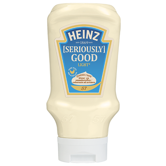 [Seriously] Good Mayo Light