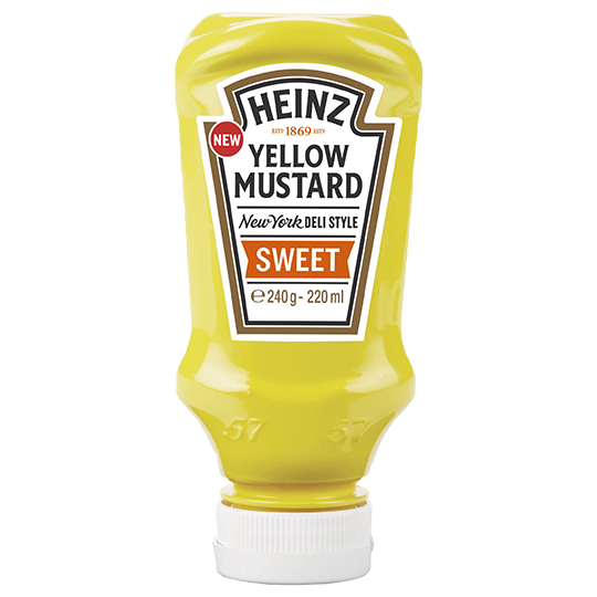 Yellow Mustard Sweet