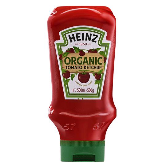 Heinz Organik Domates Ketçabı