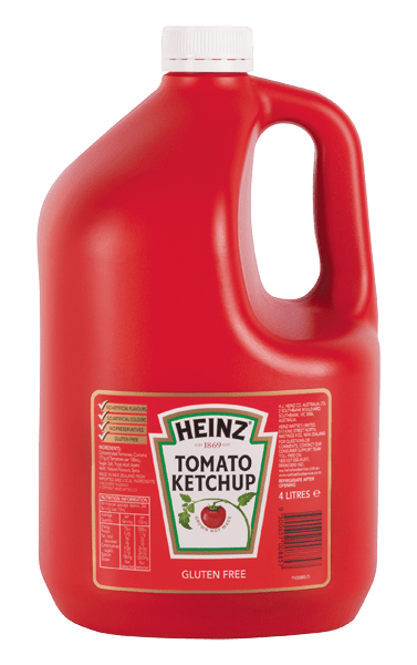 Heinz Tomato Ketchup 4L