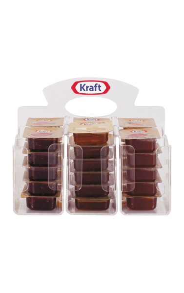 Kraft Jam Caddies image