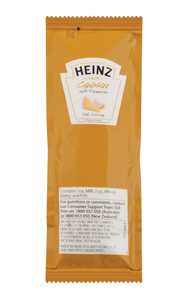 Heinz Caesar Dressing Portion 12mL image