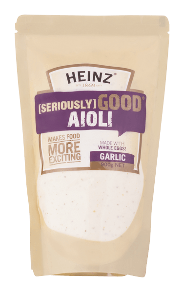 Heinz Seriously Good Aioli 900g