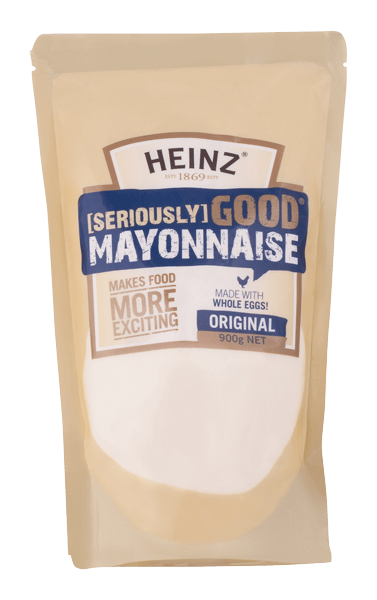 Heinz Seriously Good Mayonnaise 900g image