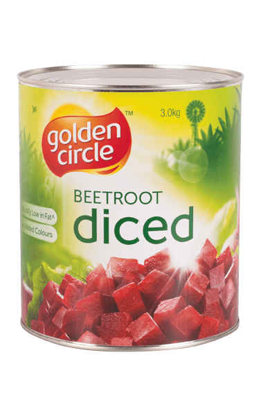 Golden Circle Beetroot Diced A10/3kg