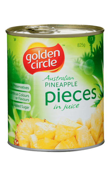 Golden Circle Pineapple Pieces in Juice 825g image