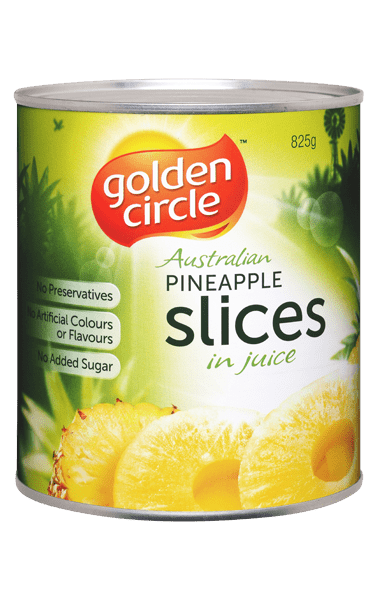 Golden Circle Pineapple Slices in Juice 825g image