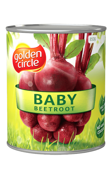 Golden Circle Baby Beetroot Whole image