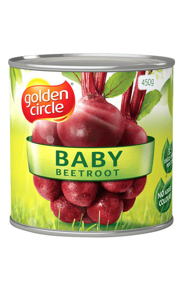 Golden Circle Baby Beetroot Whole 450g image