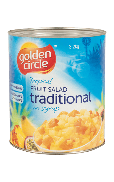 Golden Circle Fruit Salad in Syrup