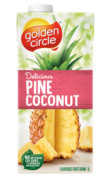 Golden Circle Pine Coconut Fruit Drink 1L