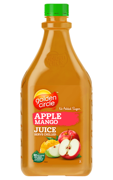 Golden Circle Apple Mango Juice 2L image