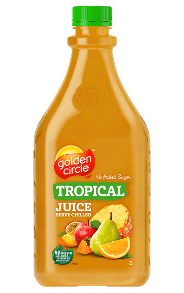 Golden Circle Tropical Juice 2L
