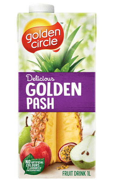 Golden Circle Golden Pash Fruit Drink 1L