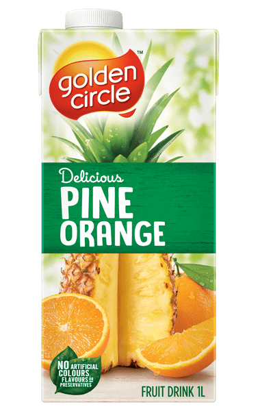 Golden Circle Pine Orange Fruit Drink