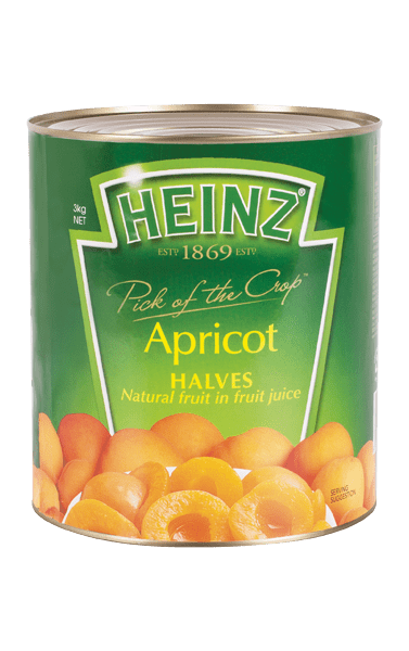 Heinz Peach Halves in Juice