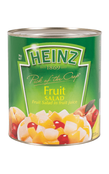 Heinz Fruit Salad in Juice 3kg