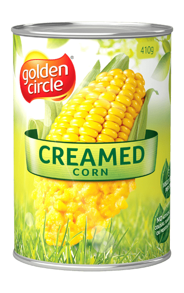 Golden Circle Creamed Corn 410g