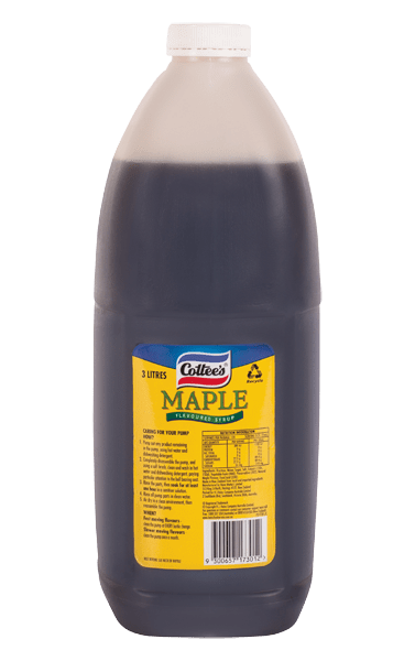 Cottee's Maple Flavoured Syrup image
