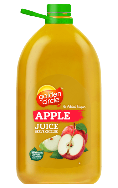 Golden Circle Apple Juice