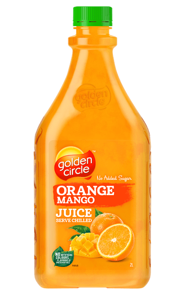 Golden Circle Orange Mango Juice