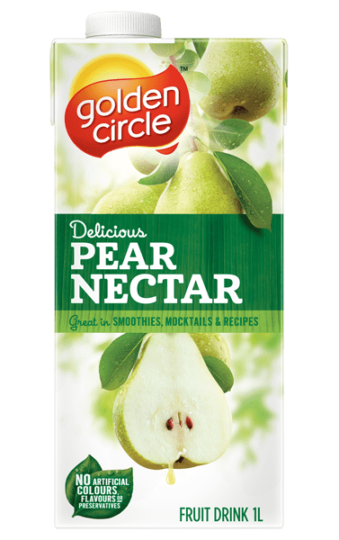 Golden Circle Pear Nectar 1L