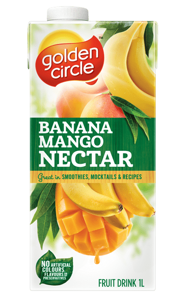 Golden Circle Banana Mango Nectar 1L image